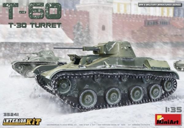 MA35241   T-60 tank (T-30 Turret). Interior kit (thumb26880)