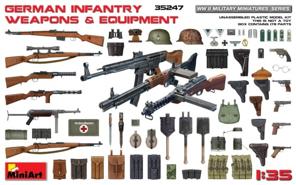 MA35247   German Infantry weapons & equipment (thumb26906)