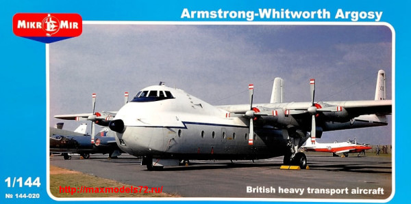 MMir144-020   Armstrong-Whitworth Argosy - C.1, T2 (thumb25689)
