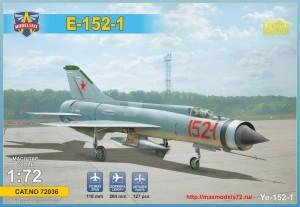 MSVIT72036   Ye-152-1 Experimental supersonic interceptor (thumb25695)