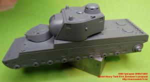 OKBV72065   Soviet Heavy Tank KV-4, Ermolaev's proposal (attach3 27776)