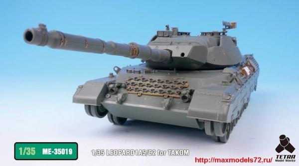 TetraME-35019   1/35 LEOPARD1A5/C2 for TAKOM (thumb33249)