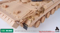 TetraME-35023   1/35 BMP-3 Basic detail up set w/ Mudguard & Slat Armor for Trumpeter (attach3 33279)