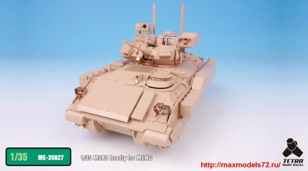 TetraME-35027   1/35 M3A3 Bradly for MENG (thumb33315)