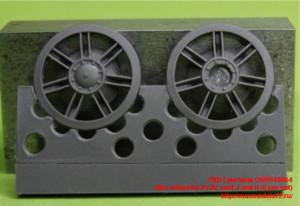 OKBS48064   Idler wheel for Pz.IV, ausf J and H (6 per set) (thumb27309)