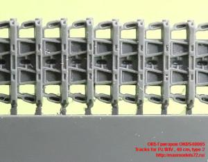 OKBS48065   Tracks for Pz.III/IV , 40 cm, type 2 (thumb27311)