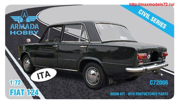 AMC72006   FIAT 124 (thumb27656)