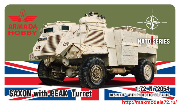 AMN72054   AT-105 SAXON Mk-2 with PEAK TURRET (thumb27692)