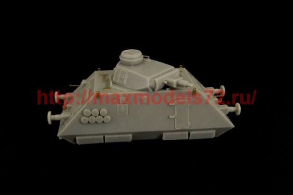 BRS144015   S.Sp.Pz.Draisine kanonenwagen (thumb35663)
