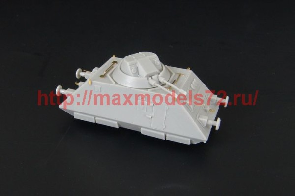 BRS144016   Schwere Panzer Draisine KUGELBLITZ (thumb35667)