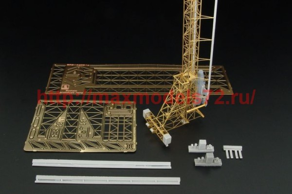 BRS144031   Launch tower for Bachem  Natter (thumb35727)