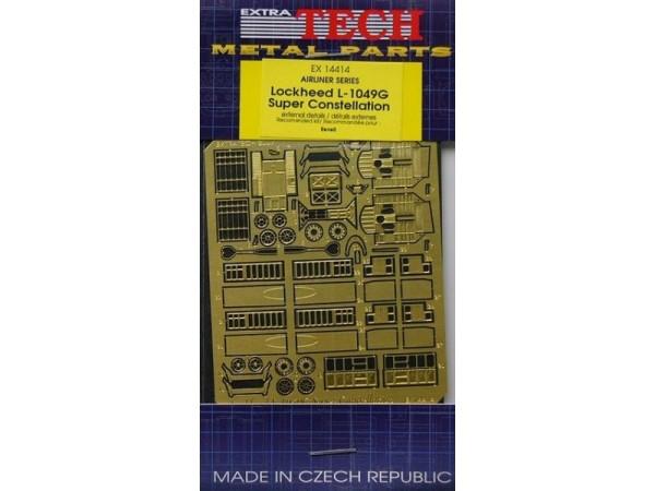 EX14414 LOCKHEED L-1049G (REVELL) (thumb28037)