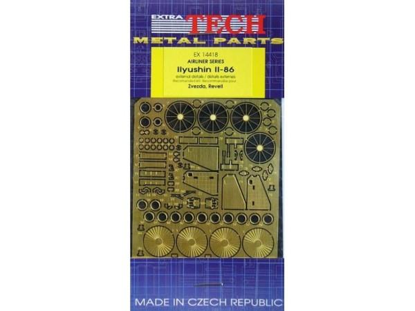 EX14418 ILYUSHIN IL-86 (REVELL, ZVEZDA) (thumb28046)