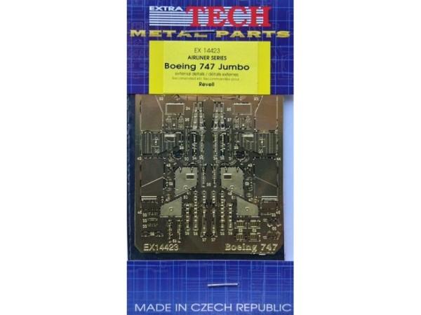 EX14423 BOEING 747 (REVELL) (thumb28061)
