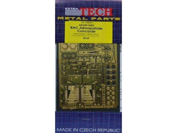 EX14429 BAC/AEROSPATIALE CONCORDE (REVELL) (thumb28086)