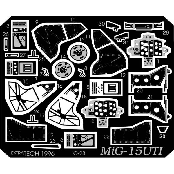 EX72028 MIKOYAN MIG-15UTI (KP) (thumb28135)