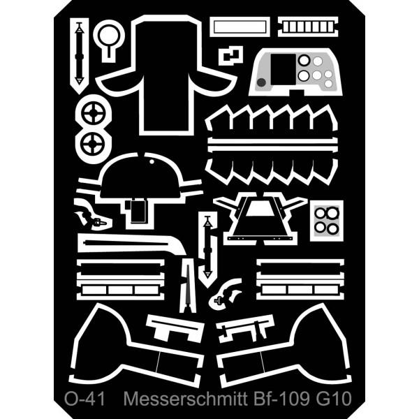 EX72041 MESSERSCHMITT BF-109G-10 (REVELL) (thumb28145)