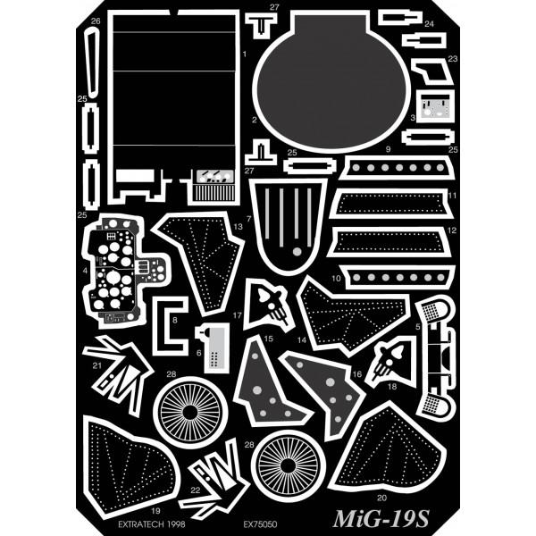 EX72050 MIKOYAN MIG-19S (KP) (thumb28159)