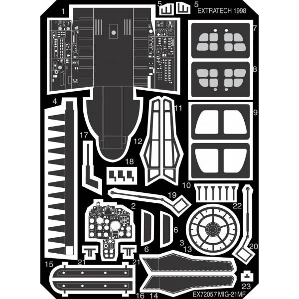 EX72057 MIKOYAN MIG-21MF (KP) (thumb28171)