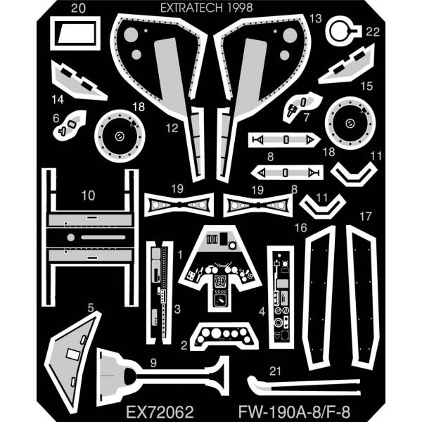 EX72062 FOCKE WULF FW-190A-8/F-8 (REVELL) (thumb28177)