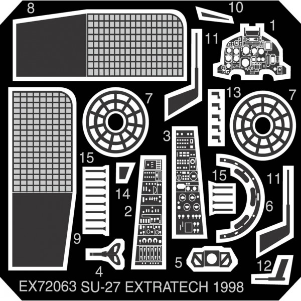 EX72063 SUKHOI SU-27 (AIRFIX) (thumb28179)