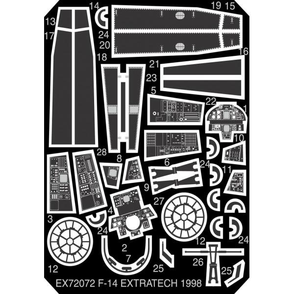 EX72072 GRUMMAN F-14 (REVELL) (thumb28187)