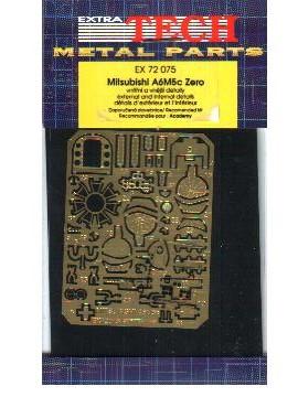 EX72075 MITSUBISHI A6M5C (ACADEMY) (thumb28193)