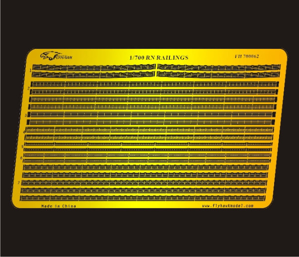 FH700062   WW II   RN Railing (thumb31577)