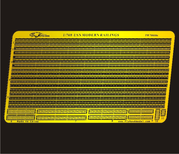 FH700086   USN Modern Railings (thumb31603)