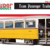 HP72054   BUDAPEST TRAM TRAILER LONG (thumb27699)