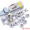 OGURETS720025   АЦ-8.5-255Б Краз топливозаправщик. Защита бревнами (attach6 32275)