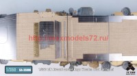 TetraSA-35006   1/350 IJN Aircraft carrier Kaga Wooden Deck for fujimi (attach2 36909)