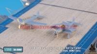 TetraSA-35007   1/350 IJN Aircraft Carrier Ship Plane Set I for Fujimi (D3A1 Val, B5N2 Kate, A6M2 Zero) (attach4 36918)
