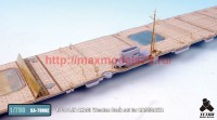 TetraSA-70002   1/700 IJN AKAGI Wooden Deck set for HASEGAWA (attach2 36955)
