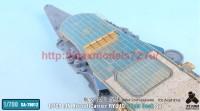 TetraSA-70012   1/700 IJN AircraftCarrier Ryujo After 2nd Upgrade Flight Deck  for Aoshima (include Wooden Deck set) (attach2 37003)