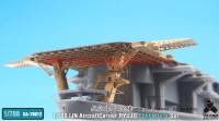 TetraSA-70012   1/700 IJN AircraftCarrier Ryujo After 2nd Upgrade Flight Deck  for Aoshima (include Wooden Deck set) (attach4 37003)