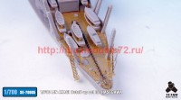 TetraSE-70005   1/700 IJN AKAGI Detail up set for HASEGAWA (attach4 36670)