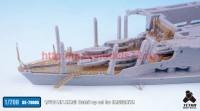 TetraSE-70005   1/700 IJN AKAGI Detail up set for HASEGAWA (attach5 36670)