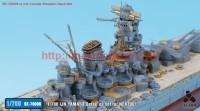 TetraSE-70006   1/700 IJN YAMATO Detail up set for Fujimi NEXT001 (attach4 36679)