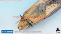TetraSE-70006   1/700 IJN YAMATO Detail up set for Fujimi NEXT001 (attach8 36679)