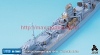 TetraSE-70007   1/700 IJN Destroyer Fubuki 1941 Detail up set For Yamashita Hobby (attach3 36689)