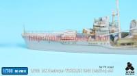 TetraSE-70011   1/700 IJN Destroyer Yukikaze 1945 Detail up set For Pit-road (attach1 36724)