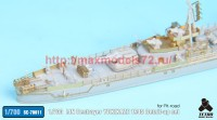 TetraSE-70011   1/700 IJN Destroyer Yukikaze 1945 Detail up set For Pit-road (attach7 36724)