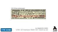 TetraSE-70013   1/700 IJN Destroyer Hibiki Detail up set for Yamashitahobby (attach9 36746)