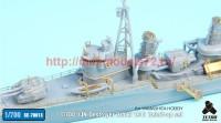 TetraSE-70013   1/700 IJN Destroyer Hibiki Detail up set for Yamashitahobby (attach2 36746)