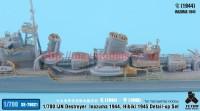 TetraSE-70021   1/700 IJN Destroyer  Inazuma 1944, Hibiki 1945 for YamashitaHobby (attach4 36834)
