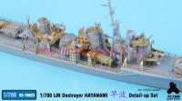 TetraSE-70023   1/700 IJN Destroyer Hayanami for Hasegawa (attach2 36856)