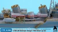 TetraSE-70024   1/700 IJN Destroyer Amagiri 1943 for YamashitaHobby (attach4 36867)
