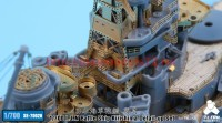 TetraSE-70026   1/700 I.J.N Battle Ship Kirishima Detail-up Set for FUJIMI (attach6 36888)