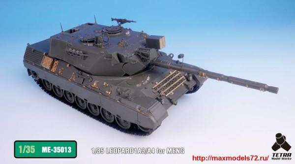 TetraME-35013   1/35 LEOPARD1A3/A4 for MENG (thumb33212)